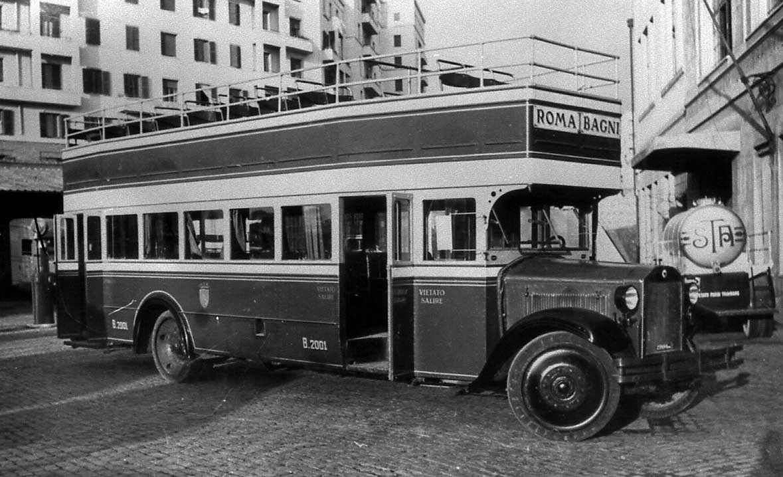 Gli autobus ad allestimento turistico e sperimentale for Piani di cabina contemporanei