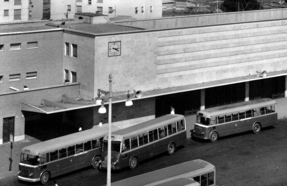 Dal 1955 alle olimpiadi del 1960 for Interno 1 ostia